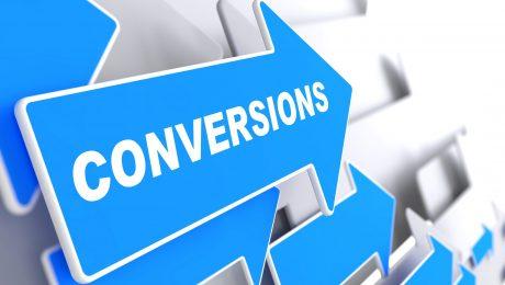 Taux de conversion